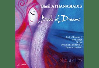 Shonorities - Book of Dreams  - (CD)