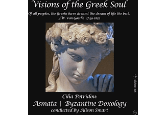 VARIOUS - Visions of the Greek Soul  - (CD)
