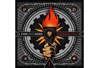 Fire From The Gods - American Sun  - (CD)