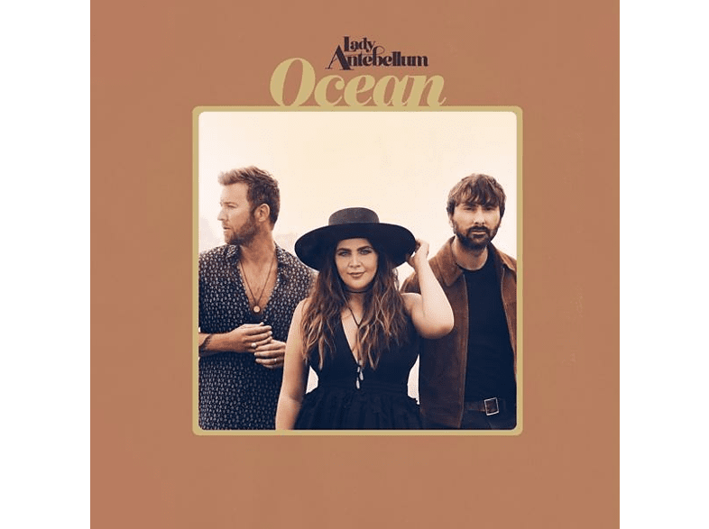 Lady Antebellum - OCEAN [CD]