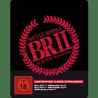 Battle Royale 2-Requiem: REVENGE CUT-3-Disc St [Blu-ray]