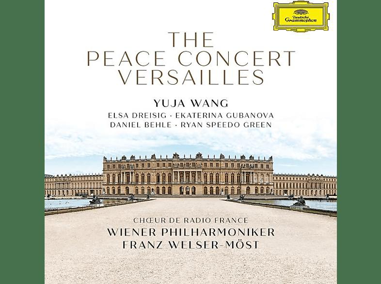 VARIOUS - The Peace Concert Versailles [CD]