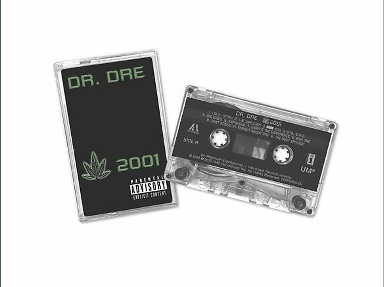 Dr. Dre - 2001 (MC) [Single MC]