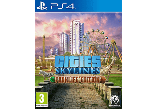 PS4 - Cities: Skylines - Parklife Edition /D