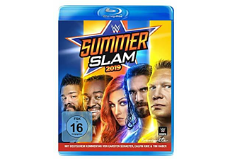 WWE-Summerslam 2019 Blu-ray