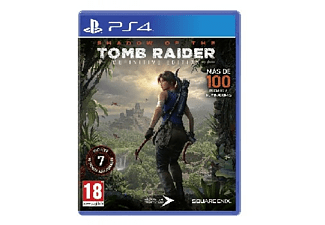 PS4 Shadow Of The Tomb Raider (Definitive Edition)