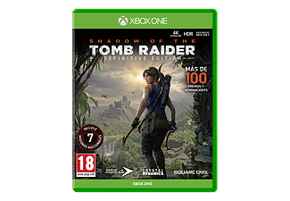 Xbox One Shadow Of The Tomb Raider (Definitive Edition)