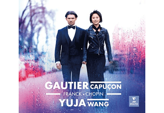 Gautier Capucon;Yuja Wang - Franck / Chopin CD