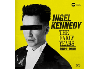 Nigel Kennedy - The Early Years 1984 - 1989 CD