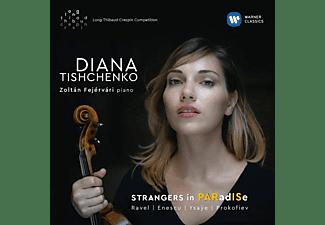 Diana Tishchenko, Zoltan Fejérvári - Stranger in Paradise  - (CD)