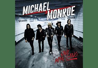 Michael Monroe - ONE MAN GANG -HQ-  - (Vinyl)