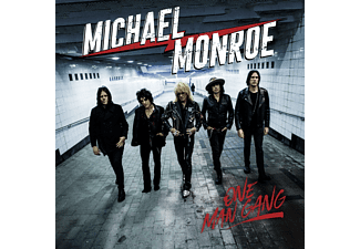 Michael Monroe - ONE MAN GANG -DIGI-  - (CD)