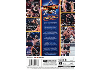 WWE-Summerslam 2019 DVD