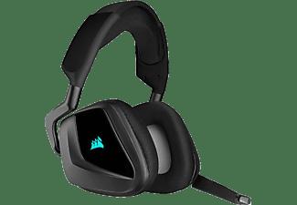 CORSAIR Gaming Headset VOID RGB ELITE Wireless, Carbon (CA-9011201-EU)