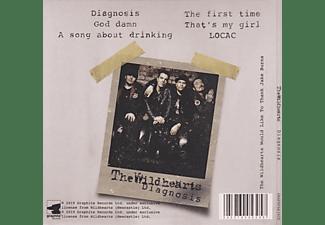 The Wildhearts - Diagnosis (Gatefold CD+Comic Strip)  - (CD)