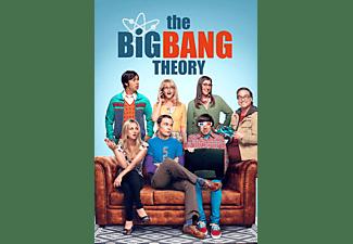 The Big Bang Theory (Serie Completa: Temporadas 1-12) - Blu-ray