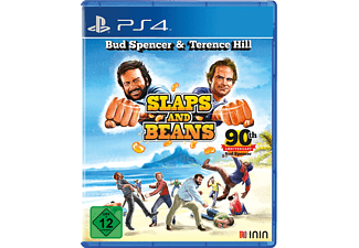 PS4 Bud Spencer & Terence Hill – Slaps And Beans – Anniversary Edition - [PlayStation 4]