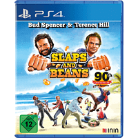 PS4 Bud Spencer & Terence Hill – Slaps And Beans – Anniversary Edition [PlayStation 4]