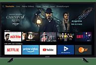 GRUNDIG Fernseher 49 GUB 7060 49 Zoll UHD 4K Fire Tv Edition, schwarz