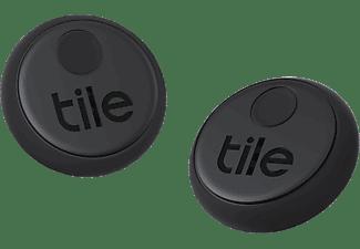 TILE Sticker (2-pack) Bluetooth Tracker Schwarz