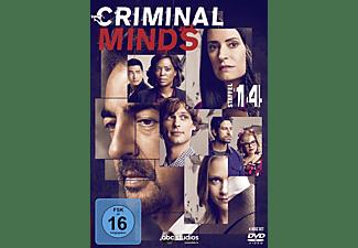 Criminal Minds - 14. Staffel DVD
