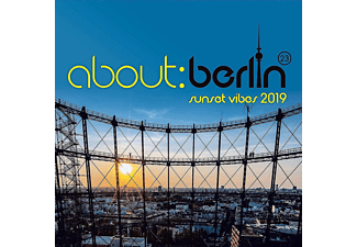 VARIOUS - About: Berlin (23)-Sunset Vibes 2019  - (CD)