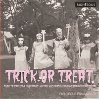 VARIOUS - Trick Or Treat: Music.. [CD]