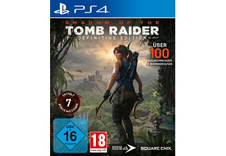 Shadow of the Tomb Raider - Definitive Edition - [PlayStation 4]