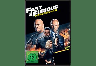 Fast & Furious – Hobbs & Shaw DVD