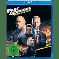 Fast & Furious – Hobbs & Shaw [Blu-ray]
