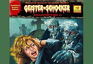 Geister-schocker - Geister-Schocker Collector's Box 10 (Folge 26-28)  - (CD)
