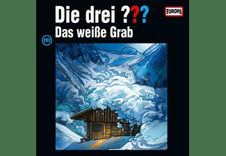 Die Drei ??? - 202/Das weiße Grab  - (Vinyl)