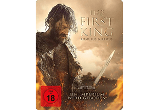 The First King-Romulus & Remus-Limited SteelBo Blu-ray