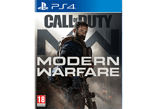 Call of Duty: Modern Warfare UK PS4