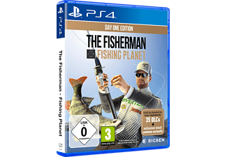The Fisherman - Fishing Planet (Day One Edition) - [PlayStation 4]