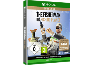 The Fisherman - Fishing Planet (Day One Edition) - [Xbox One]