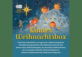 VARIOUS - KINDER-WEIHNACHTSBOX  - (CD)