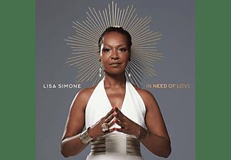 Lisa Simone - In Need Of Love  - (CD)