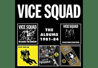 Vice Squad - Albums 1981-84-Box Set-  - (CD)