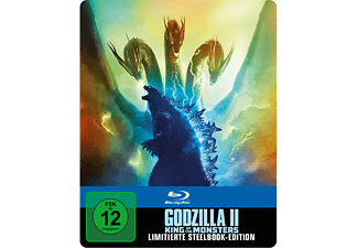 Godzilla II: King Of The Monsters (Exklusives Steelbook) Blu-ray