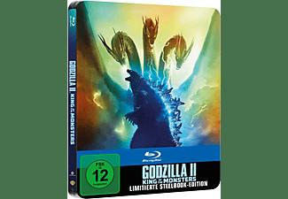 Godzilla II: King Of The Monsters (Exklusives Steelbook)  Blu-ray