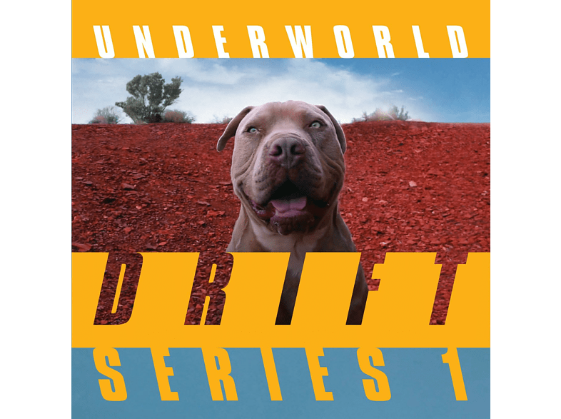 Underworld - DRIFT SERIES 1 (Limited 6 CD Box Set+ BluRay) [CD + Blu-ray Audio]