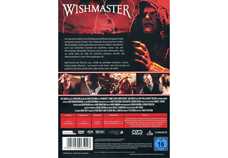 Wishmaster DVD