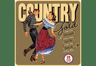 VARIOUS - Country Gold (Metalbox Ed)  - (CD)