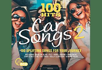 VARIOUS - 100 Hits-Car Songs 2  - (CD)