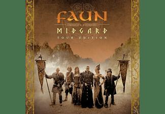 Faun - Midgard (Tour Edition)  - (CD)