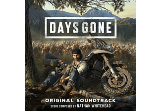 Nathan Whitehead - Days Gone/OST  - (CD)