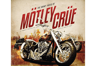 VARIOUS - Many Faces Of Mötley Crüe  - (CD)