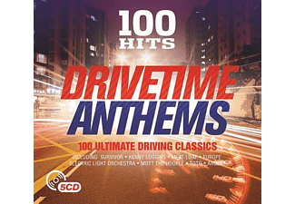 VARIOUS - 100 HITS - DRIVETIME ANTHEMS  - (CD)