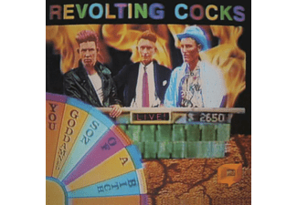 Revolting Cocks - LIVE! YOU GODDAMNED SON OF A BITCH  - (Vinyl)